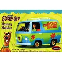 Scooby Doo Mystery Machine Plastimodelismo