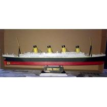 Navio Titanic Escala 1/550 Para Montar E Pintar
