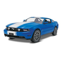 Revell-carro Ford Mustang Gt - 2010