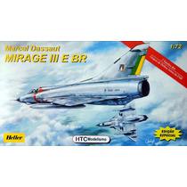 Avião Mirage Iii E Da Fab 1/72 Heller = Kit Revell E Tamiya