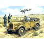 Icm-german Radio Car Le. Gl. Einheits-pkw (kfz.2)