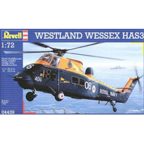 Revell-helicoptero Westland Wesses Has3