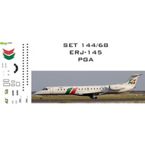 Rbx Decais-set Decais Embraer Erj-145 - Portugalia