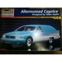 Revell Monogram. Chevrolet Caprice Alternomad. 1.25.na Caixa