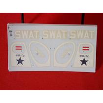 Decal Helicóptero Da Swat Revell