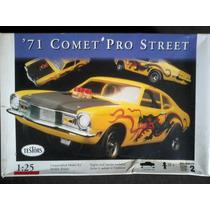 Testors. Mercury Comet Pro Street 1971. Novo. Esc. 1.25. New