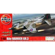 Avião Bae Harrier Gr3 1/48 Airfix Kit Tipo Tamiya E Revell