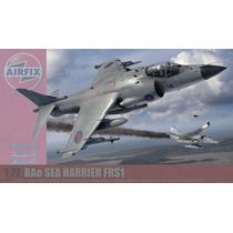 Avião Sea Harrier Frs1 1/72 Airfix Kit Tipo Revell E Tamiya