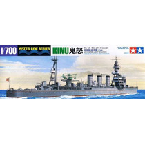 Navio De Guerra - Kinu - Tamiya - Made In Japan 1:700