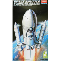 Space Shuttle Onibus Espacial Academy 1/288 Kit Tipo Revell