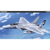 Avião F-15 C Eagle Msip Ii Academy 1/72 Kit Tipo Revell
