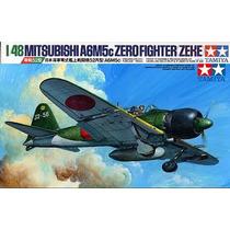 Avião Mitsubishi Zero A6m5c 1/48 Tamiya Kit Tipo Revell