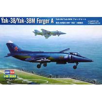 Yak 38 M Forger O Caça Vtol Russo Esc 1/48 Da Hobby Boss