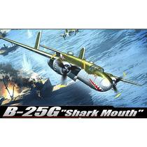 Avião B-25 G Academy Accurate 1/48 Tipo Kit Revell E Tamiya