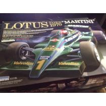 Kit Tamiya 20061 Lotus Type79 Martini 1979 Reutemann - 1/20
