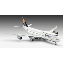 Boeing 747-8 Lufthansa - 1/144 Revell