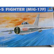 Mig 17 F (f-5 Fighter) 1/32 Trumpeter (novidade)
