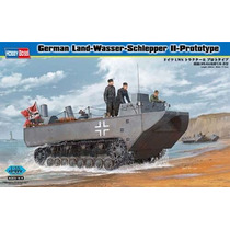 Hobbyboss - German Land-wasser-schlepper Ii-prototype 1/35