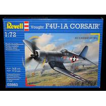 Caça Segunda Guerra F4u Corsair Kit 1/72 Revell Molde Novo!