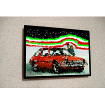 Placa Decorativa 27x19cm* Amc Pacer 1975 *.by El Lulu