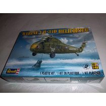 Revell Uh-34d Helicopter