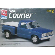 Pickup Ford Courier 1/25 Amt Tipo Kit Revell E Tamiya