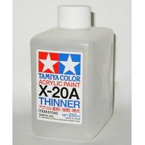 Tamiya X20a Thinner Acrílico 250ml