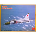 Sukhoi Su-15/21 Flagon G 1/72 Pm Model Kit Tipo Revell
