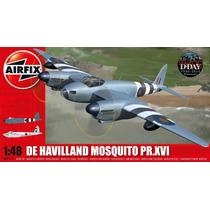 Avião Mosquito Pr.xvi Airfix 1/48 Tipo Kit Revell E Tamiya