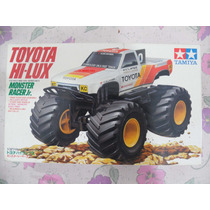 Pick-up Toyota Hi-lux Junior Monster Race 1/32 - Tamiya
