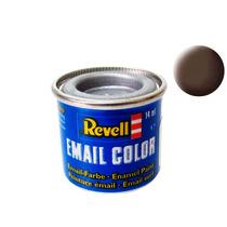 Tinta Revell Marrom Couro Fosco 14ml Rev 32184