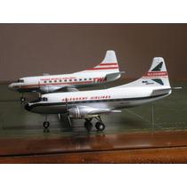 Avião Martin 202 - Lan Chile - Northwest