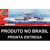 Navio Encouraçado Hms Repulse 1/600 Airfix Kit Tipo Revell