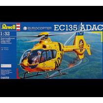 Revell 04659 Eurocopter Ec135 Adac 1/32