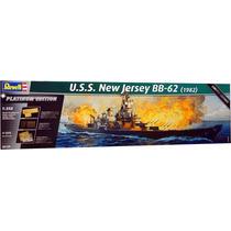 U.s.s. New Jersey Bb-62 (1982) - 1:350 - 05129 - Revell