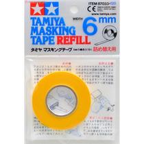 Tamiya Masking Tape 6mm Fita Plastimodelismo