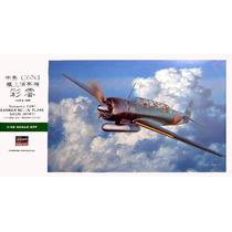 1/48 Hasegawa Nakajima C6n1 Carrier Recon. Plane Saiun