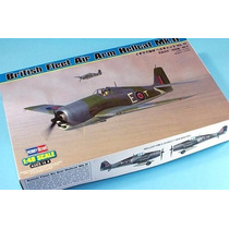Hobbyboss - Aviao Hellcat Mk.ii - British Fleet Air Army