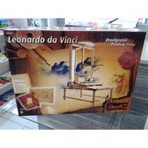 Revell Leonardo Da Vinci - Prensa