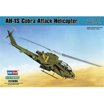 Hobbyboss - Helicoptero Ah-1s Cobra Attack Helicopter