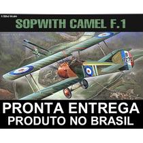 Avião Sopwith Camel F1 Academy 1/32 Kit Tipo Revell E Tamiya