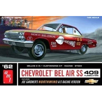 Chevy Bel Air Super Stock 1962 - Amt