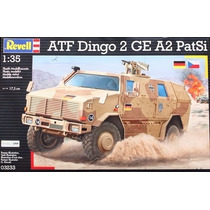 Revell - Blindado Atf Dingo 2 Ge A2 Patsi