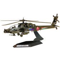 Snaptite Helicóptero Apache 1:72 - 851183 - Revell