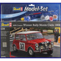 Revell - Carro Mini Cooper Rally 1964 C/ Tintas,pinceis E Co