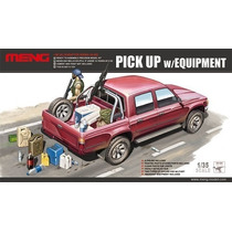 Meng - Pick-up Toyota Hilux Insurgents - With Full Equipment