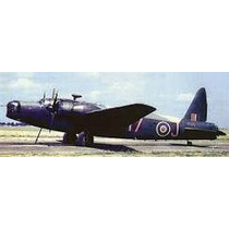 Maquete Avião Vickers Mk Xii