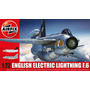 Avião Ee Lightning F.6 Airfix 1/72 Kit Tipo Revell E Tamiya