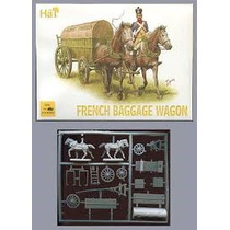 Soldados French Baggage Wagon Hat 1/72