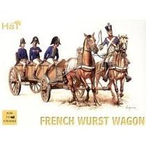Soldados French Wurst Wagon Hat 1/72
